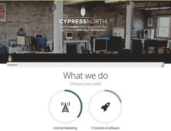 Thumbshot of Cypressnorth.com