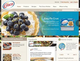 Thumbshot of Crisco.com