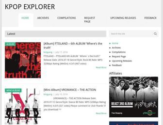 Fullscreen thumbnail of kpopexplorer.net