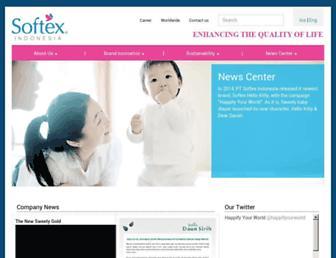 softexindonesia.com screenshot