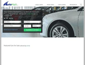 automall.com screenshot