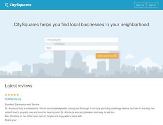 citysquares.com screenshot