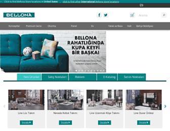 bellona.com.tr screenshot
