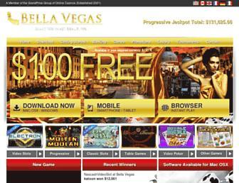 Thumbshot of Betbellavegas.com