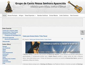 grupodecantonsa.net screenshot