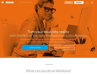 workana.com screenshot