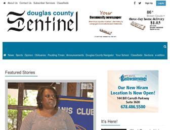 Thumbshot of Douglascountysentinel.com