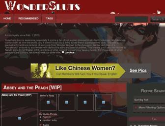 Thumbshot of Wondersluts.com