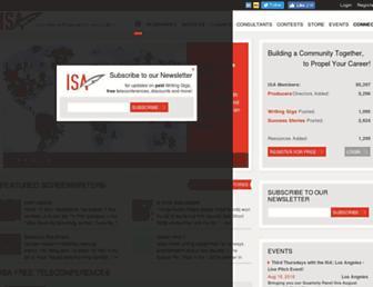 networkisa.org screenshot