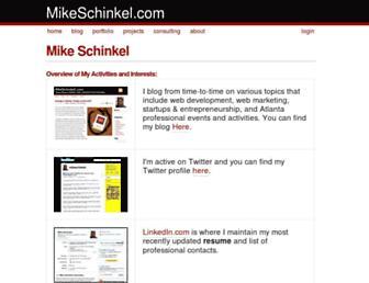 mikeschinkel.com screenshot