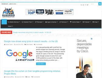 Thumbshot of Ausdroid.net