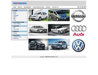 indomobil.com screenshot