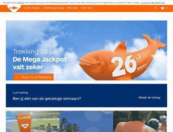 Thumbshot of Staatsloterij.nl