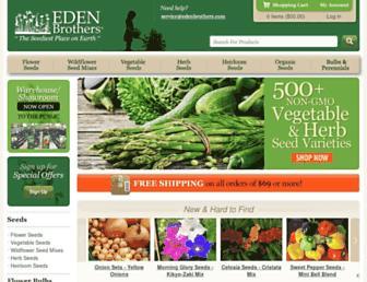 Thumbshot of Edenbrothers.com