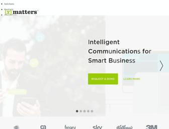 xmatters.com screenshot