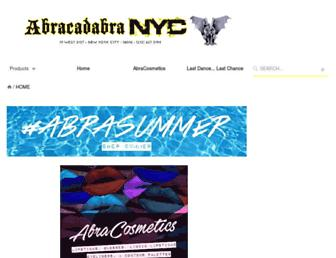 abracadabranyc.com screenshot