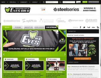 eyes-on-u.de screenshot