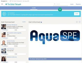 thewaternetwork.com screenshot