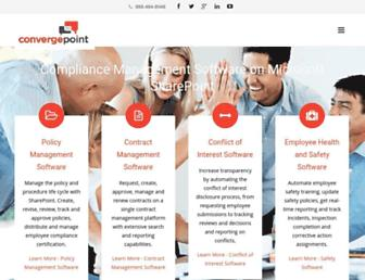 Thumbshot of Convergepoint.com