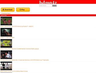 hdmp4z.co screenshot