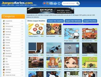 juegosdiarios.com screenshot