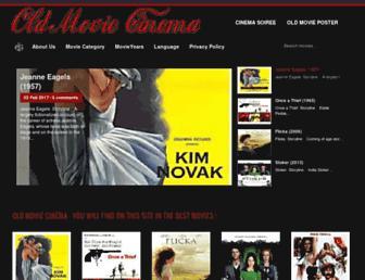 oldmoviescinema.blogspot.com screenshot