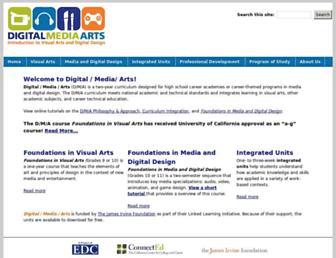 dma.edc.org screenshot
