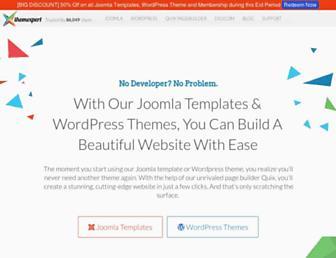 themexpert.com screenshot