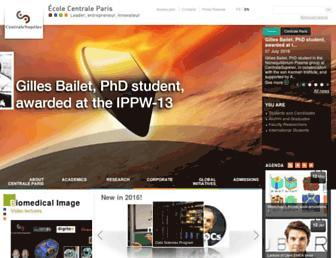Thumbshot of Ecp.fr
