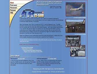 atr.flight1.net screenshot