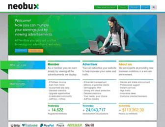 Thumbshot of Neobux.com