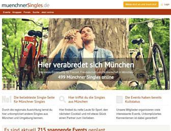 Thumbshot of Muenchnersingles.de