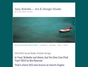 Thumbshot of Amyrebella.com