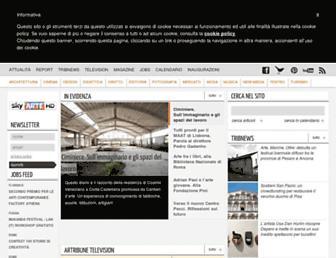 Thumbshot of Artribune.com