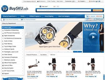 Thumbshot of Buysku.com
