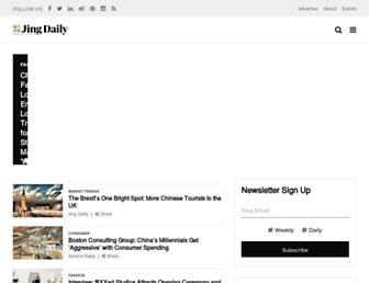 jingdaily.com screenshot