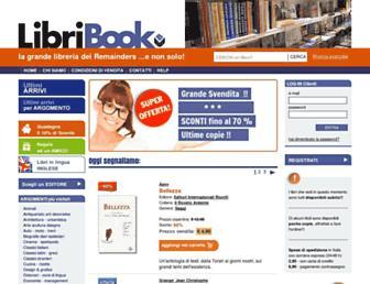 libribook.com screenshot