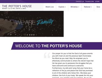 Thumbshot of Thepottershouse.org