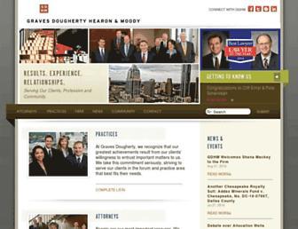 gdhm.com screenshot