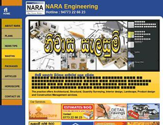 Thumbshot of Nara.lk