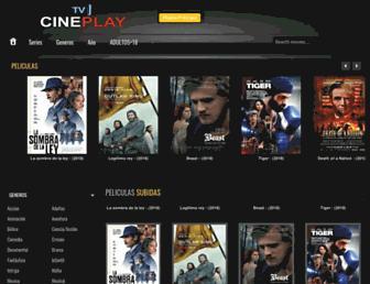 cineplayteve.blogspot.com screenshot