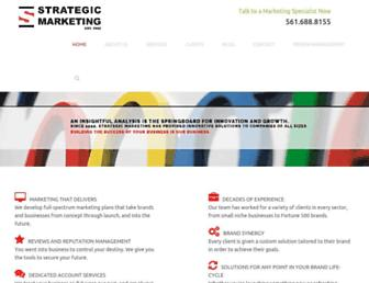 thinkstrategic.com screenshot