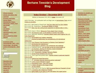 Main page screenshot of news.world-citizenship.org