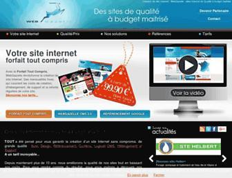 webgazelle.net screenshot