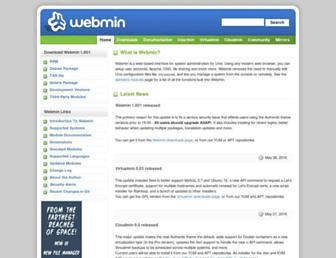Thumbshot of Webmin.com