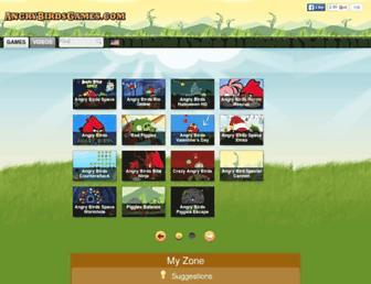 Thumbshot of Angrybirdsgames.com