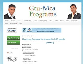 master-gtu.blogspot.com screenshot