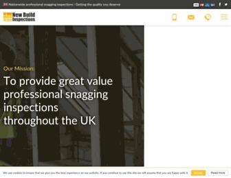 newbuildinspections.com screenshot