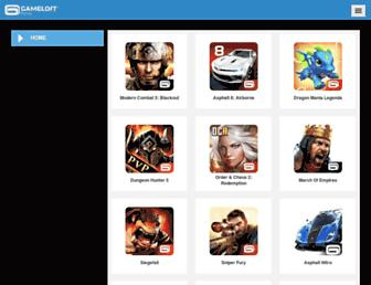 forum.gameloft.com screenshot