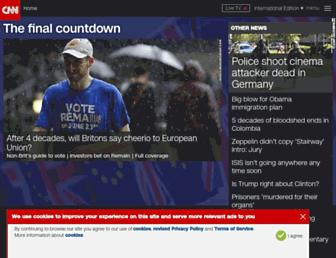edition.cnn.com screenshot